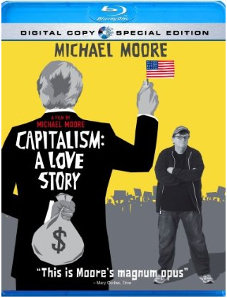 """Capitalism: A Love Story"" out on DVD!"