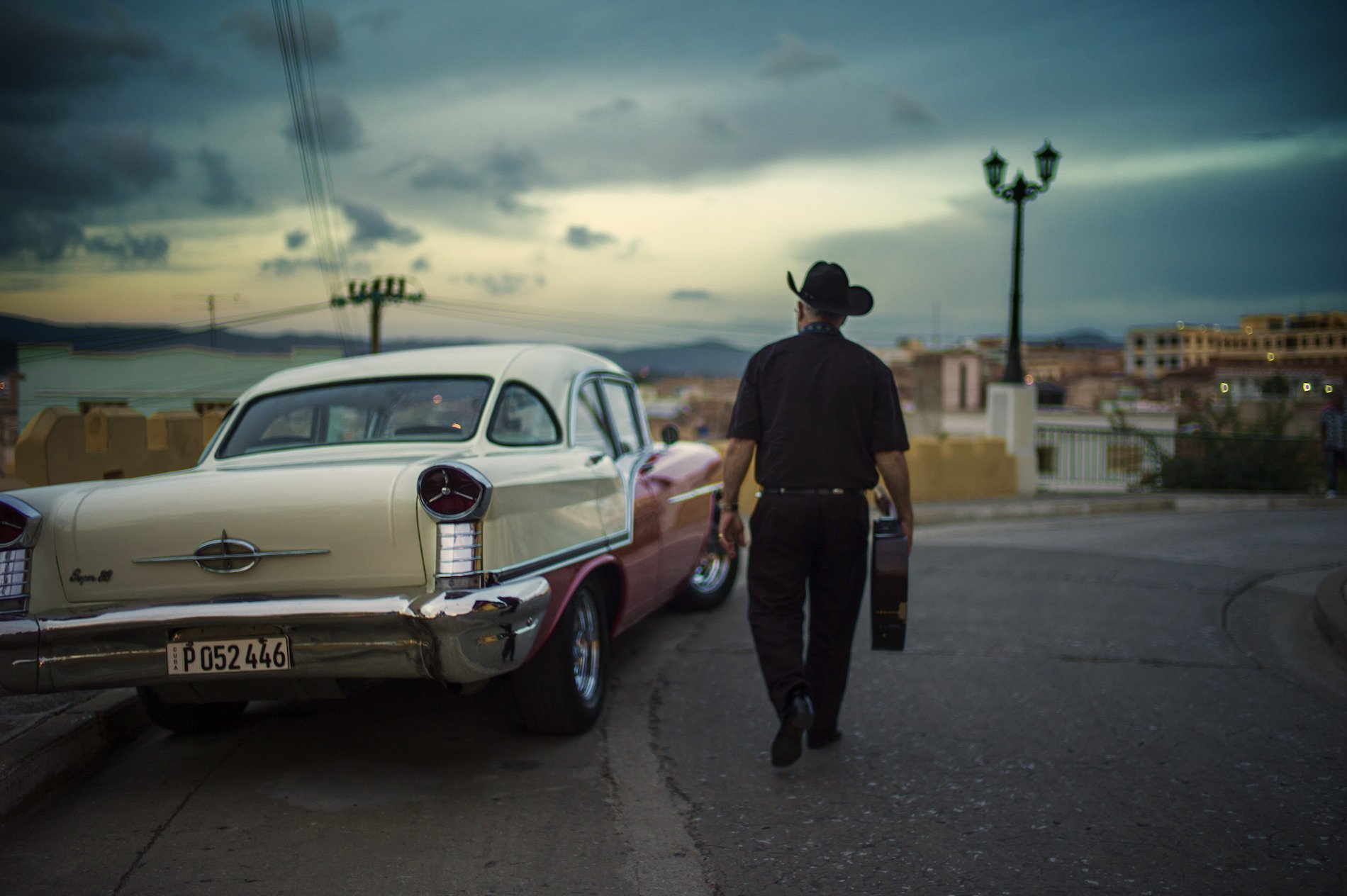 "On The Release of ""Buena Vista Social Club: Adios"""